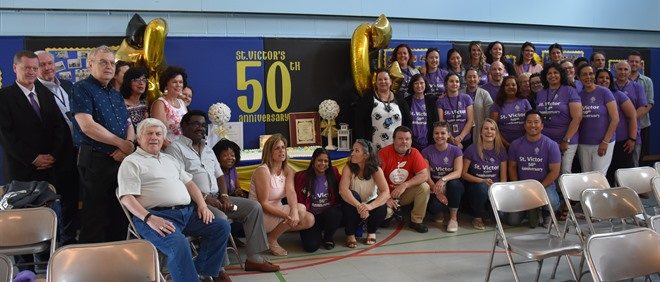 St. Victor Catholic School 50th Anniversary