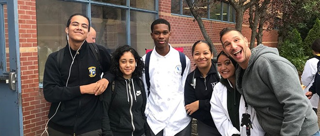 Culinary Students Showcase Their Skills