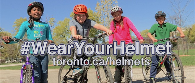 #WearYourHelmet Campaign Launch