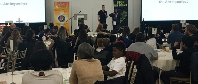 TCDSB Stop the Stigma Student Mental Health and Wellness Symposium