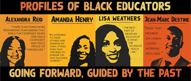Mary Ward Project for Black History Month