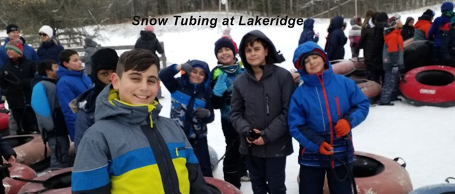 Snow Tubing - Grades 5 and 6