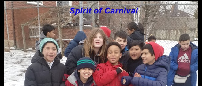 Carnival Outdoor Winter Play Day