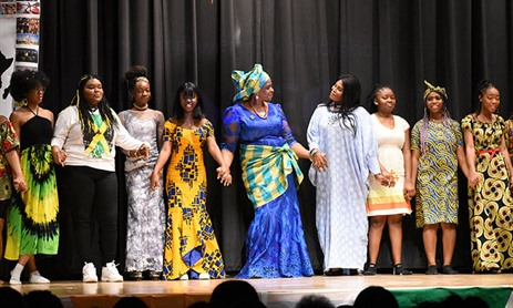 Jean Vanier Hosts the African Canadian Heritage Assembly