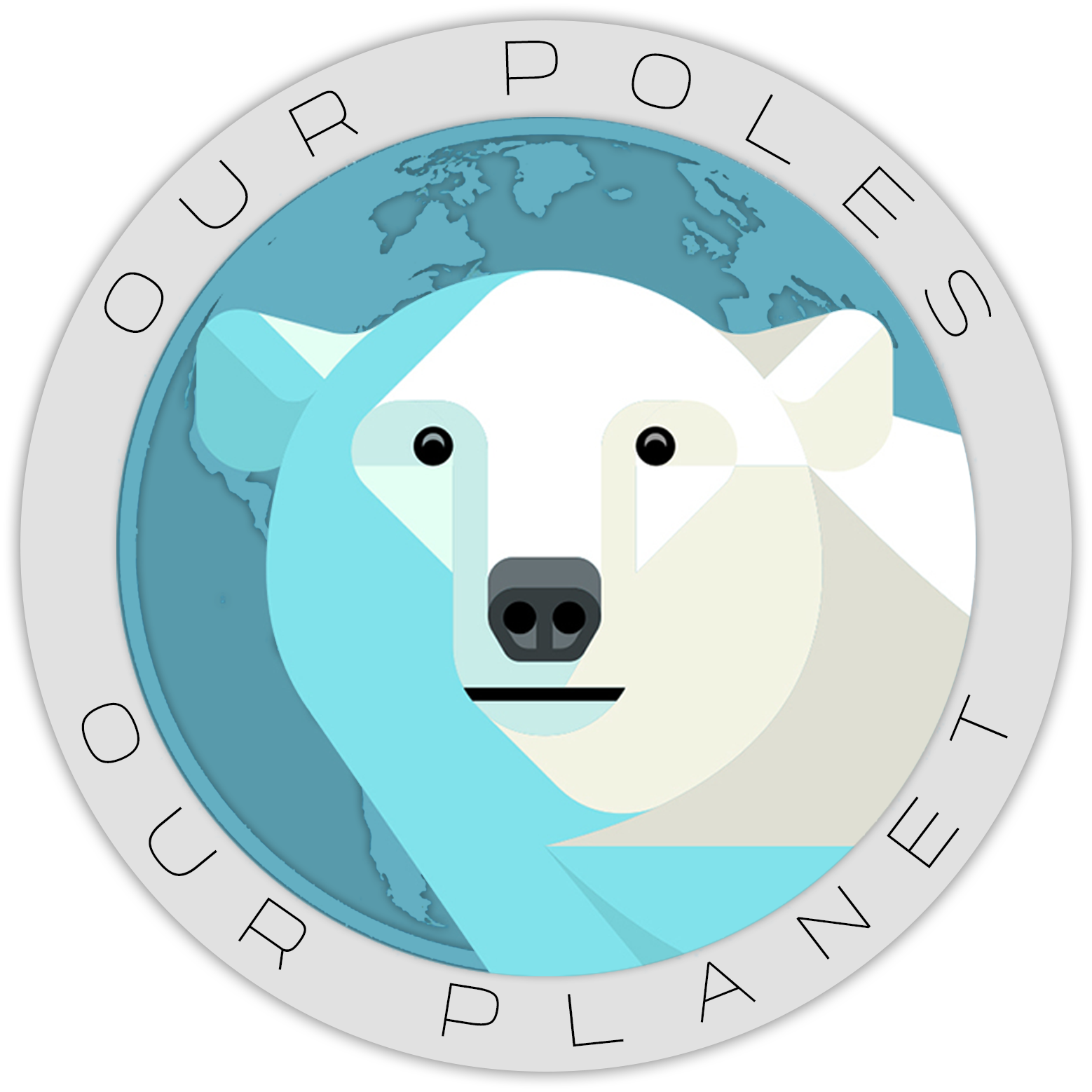 Our poles Our Planet logo
