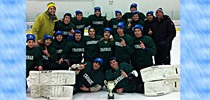 New Years Hockey Tournament Winners