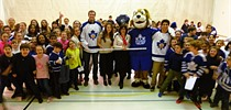 Toronto Marlies Share Anti-Bullying Messages