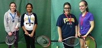 TDCAA Tennis Winners