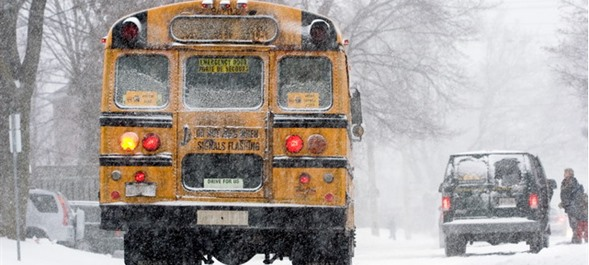 Latest Updates on Weather Related Cancellations or Closures