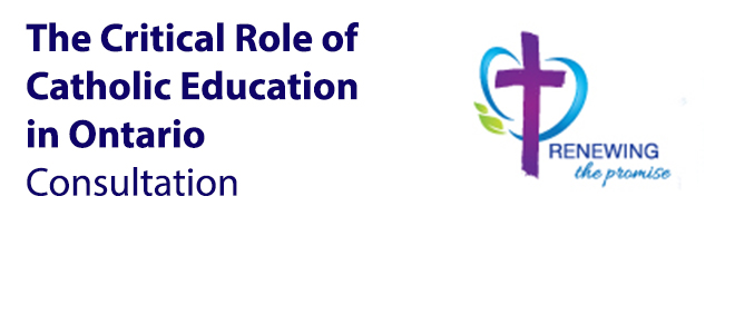 The Critical Role of Catholic Education in Ontario