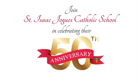 St. Isaac Jogues 50th Anniversary Celebration
