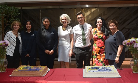 TCDSB Students Receive $20,000 towards Post-Secondary Studies during Annual Tom Leon Student Bursary Ceremony