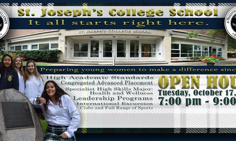 Open House at St. Joseph College