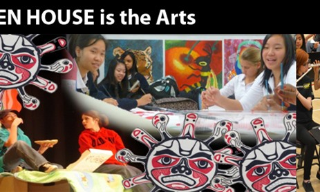 OPEN HOUSE is the Arts