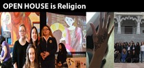 OPEN HOUSE is Religion