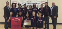 St. Richard Wins Girls Volleyball Title