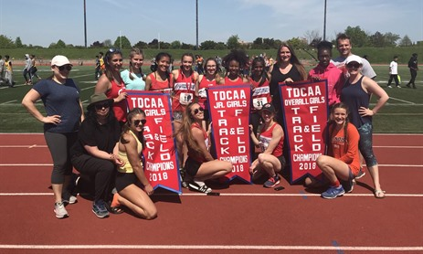 Bishop Allen TDCAA Track and Field