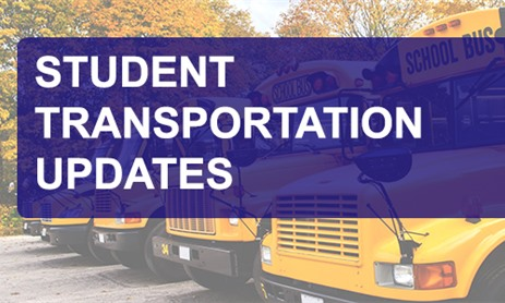 Student Transportation Updates 2018