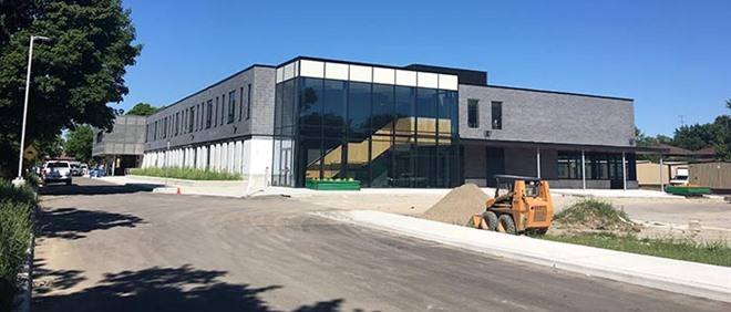 St. Paschal Baylon Addition Update