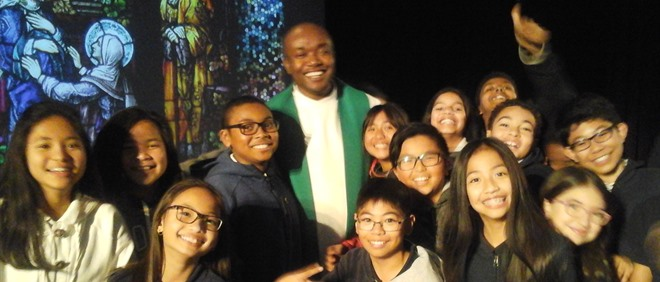 Young Disciples Ignite Event