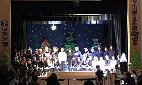 Christmas Concert at SFA 2018