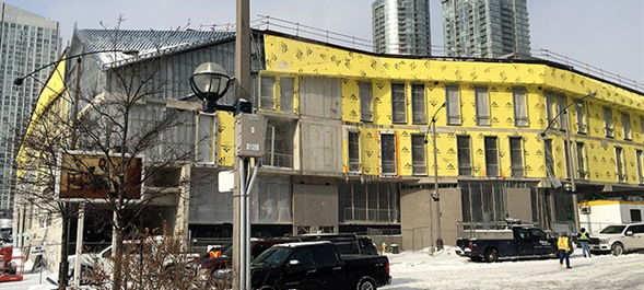 Bishop Macdonell Construction Updates