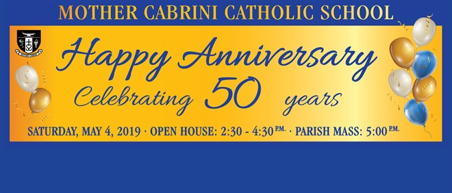 Celebrating 50 Years at Mother Cabrini