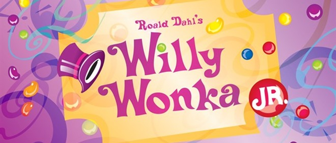 St. Cecilia Presents: Willy Wonka Jr!