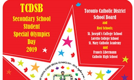 TCDSB Secondary School Student Special Olympics Day 2019