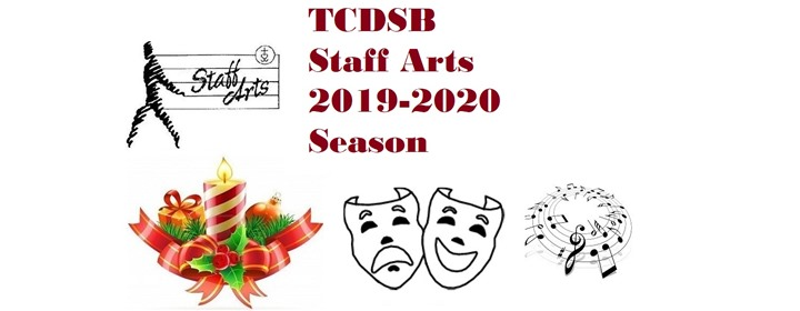 2019-2020 Staff Arts Season