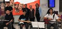 MPSJ Musicians Perform at Humber River...