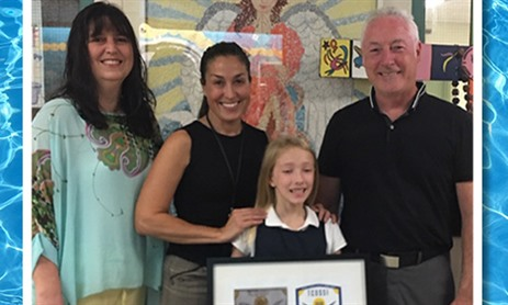TCDSB Swim Meet & Logo Contest Winner