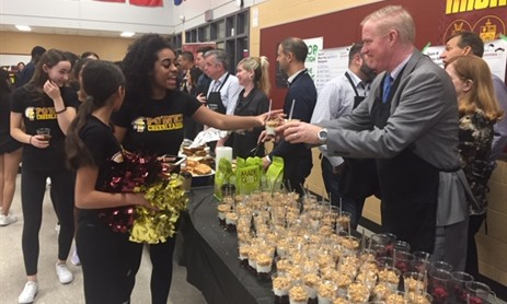Celebrating Our Student Nutrition Programs