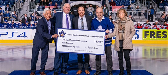 Marlies Support Student Nutrition