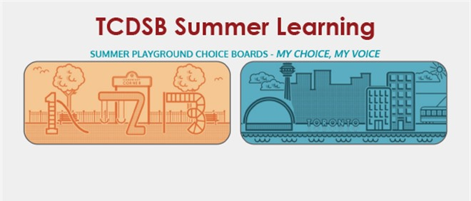 TCDSB Summer Learning