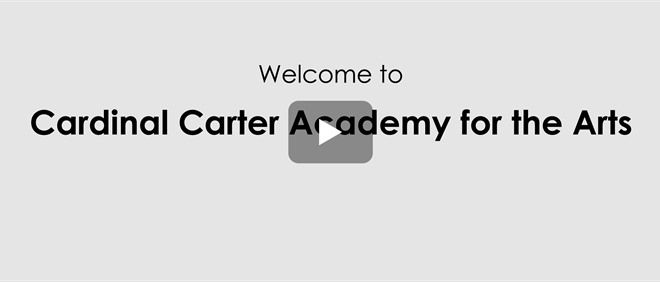 Cardinal Carter Academy for the Arts Promotional Video