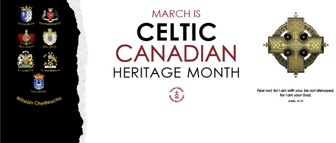 Celtic Canadian Heritage Month
