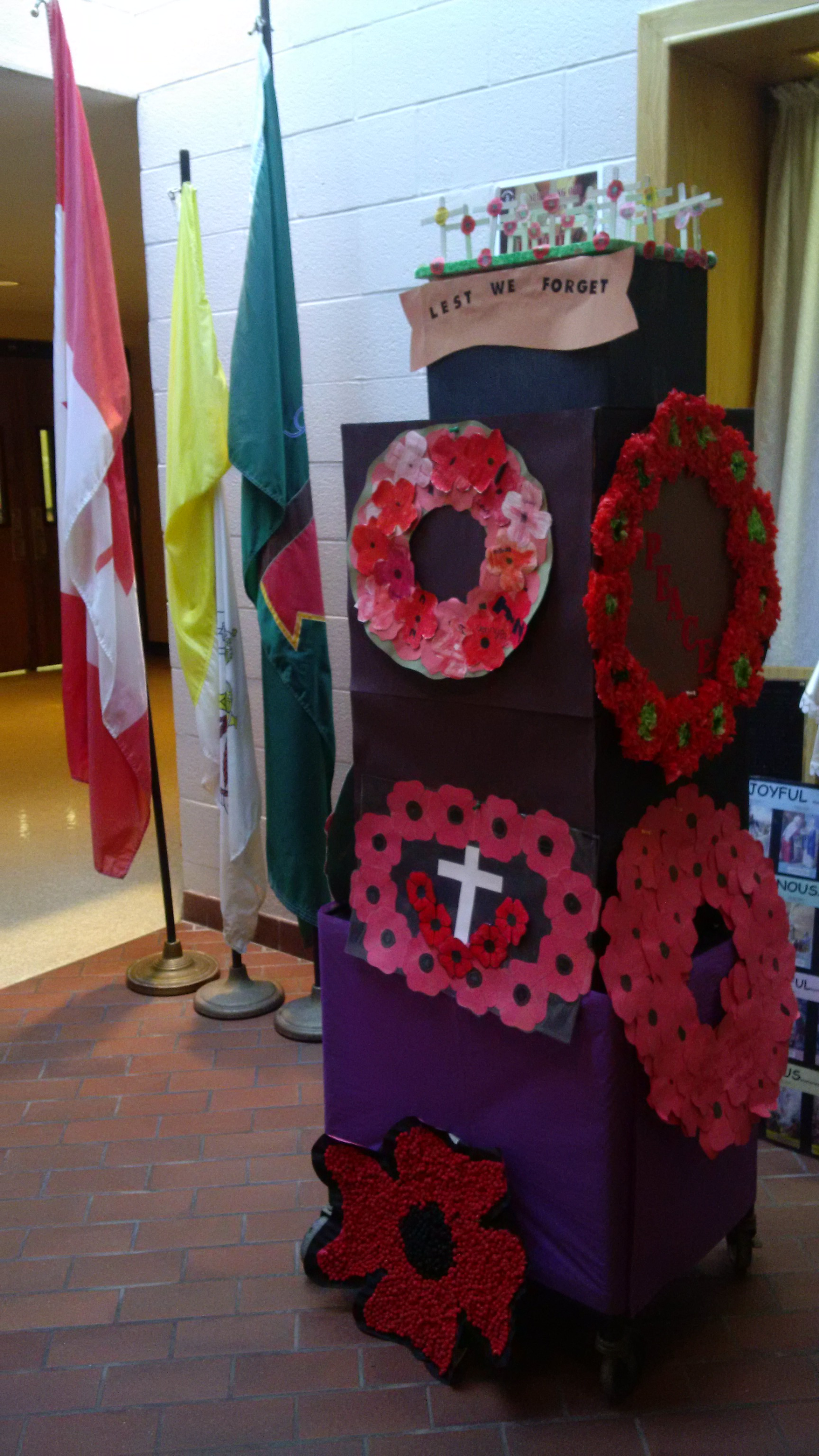 remembrance at rene goupil
