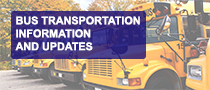 Bus Transportation Information and Updates