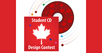 O'Canada150 CD Cover Design Contest