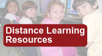 Distance Learning Resources for Parents and Students