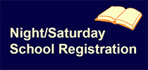 2019 - 2020 Saturday and Night School
