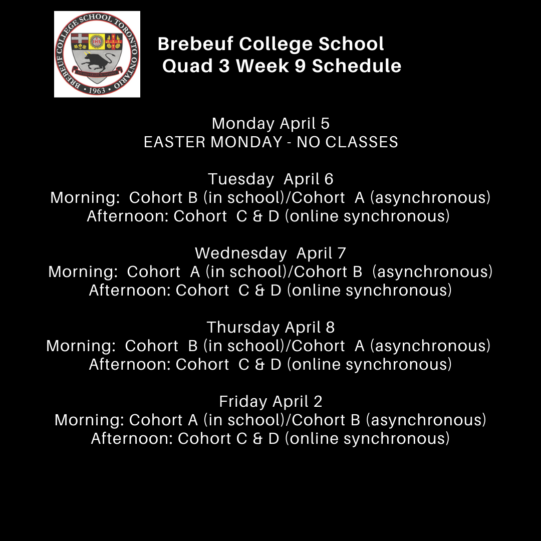 thumbnail_Brebeuf HS Schedule Quad 3 Week 9.png