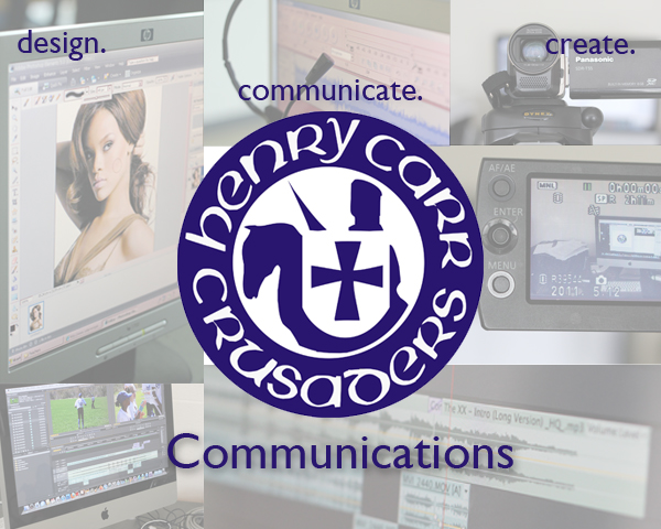 Communication Technology collage