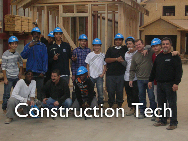 Construction Technology students