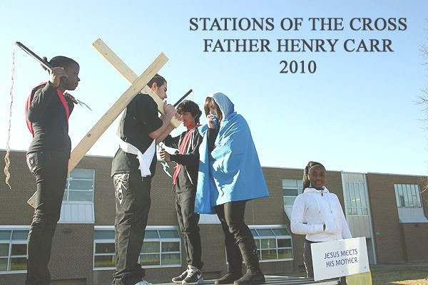 Stations Of The Cross 2010