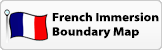 French Immersion Boundary Map