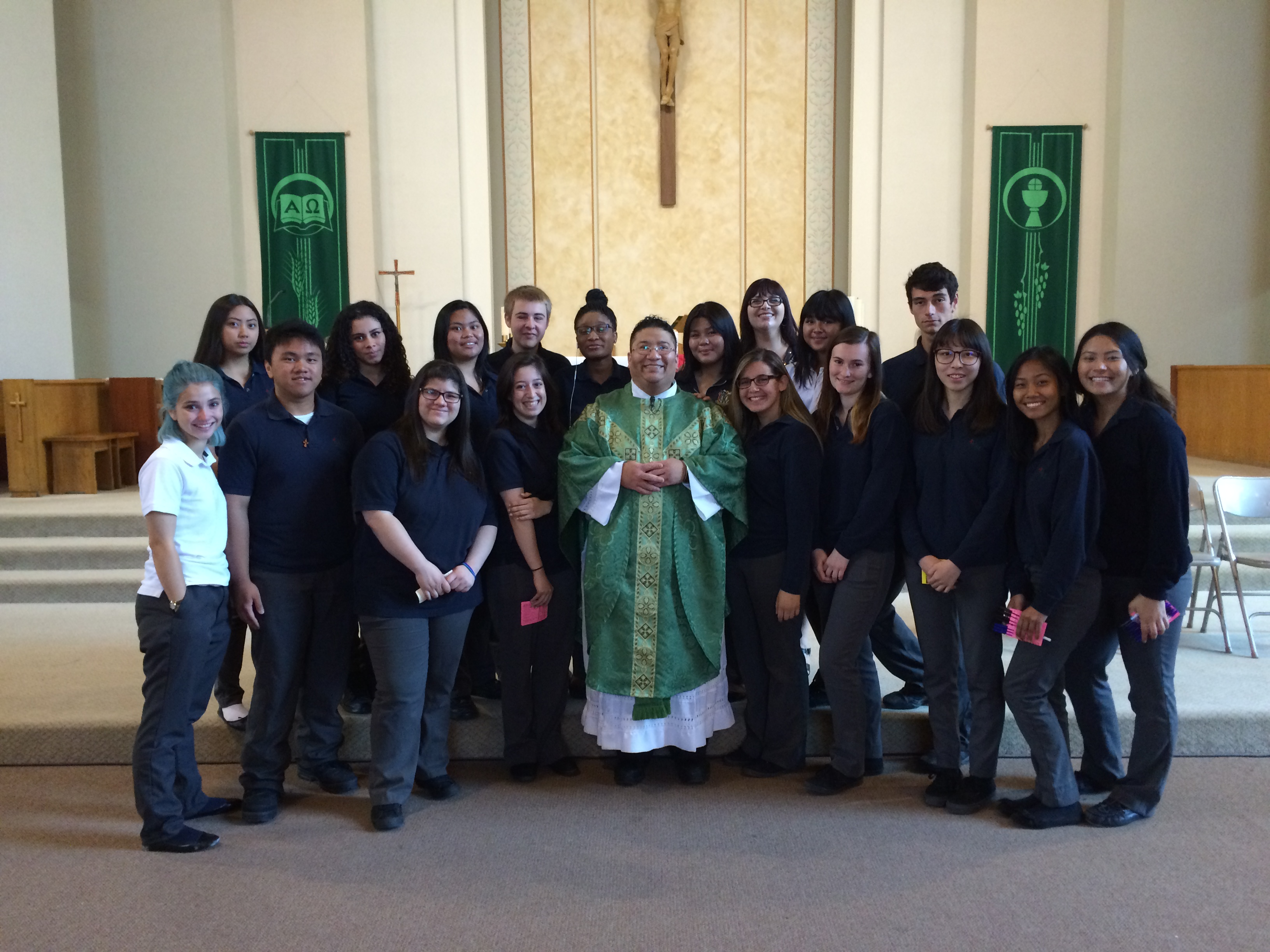 Peer Ministry with Father Damian June 2015.jpg