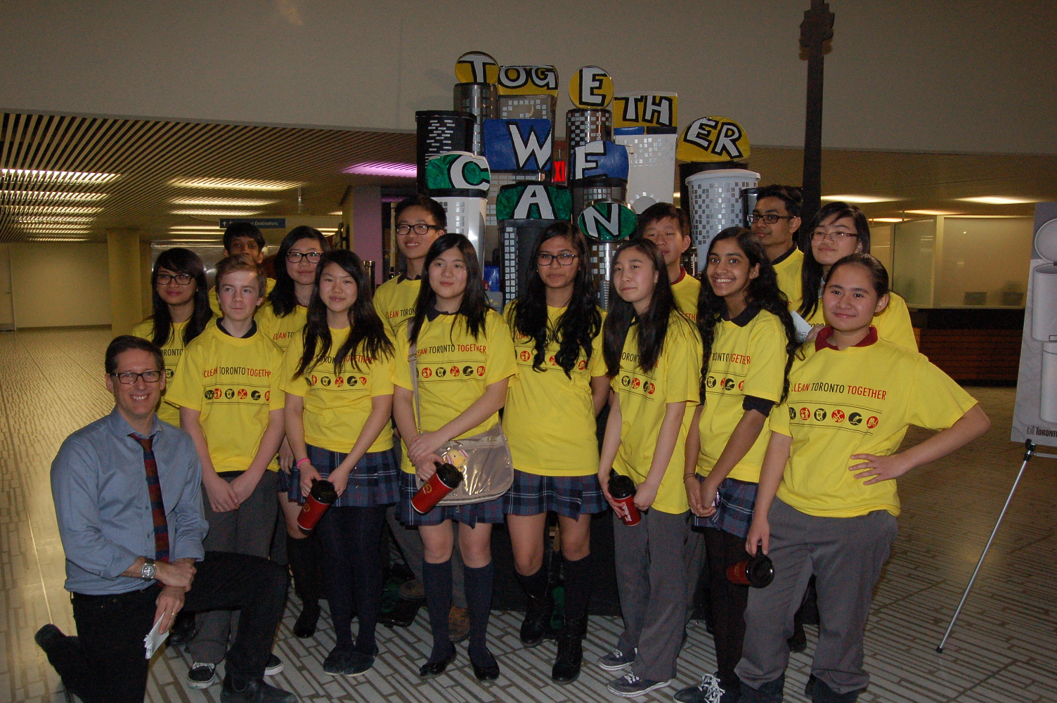 MaryWard YellowShirts Cans 01.JPG