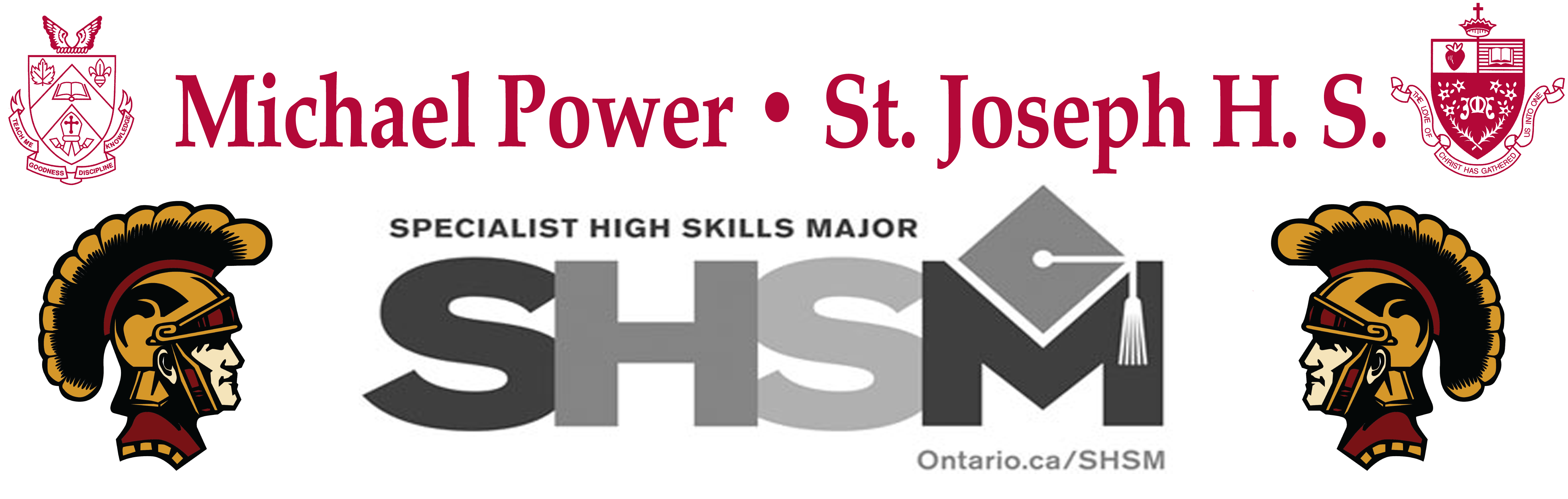 Michael Power St. Joseph Specialist High Skills Major graphic